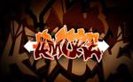 Amore Graffiti Widescreen