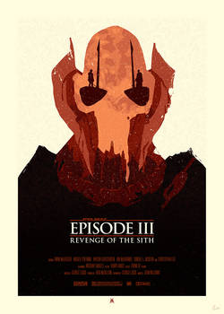 STAR WARS Poster - General Grievous
