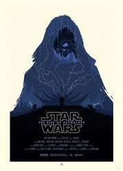 STAR WARS Poster - Emperor by Sed-rah