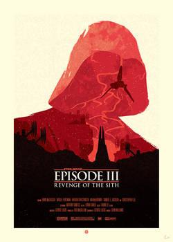 STAR WARS Poster - Darth Vader