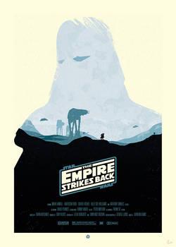 STAR WARS Poster - Snow Trooper