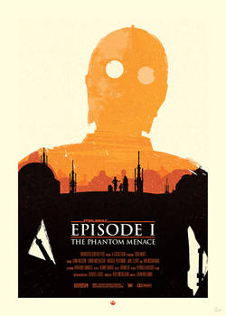 STAR WARS Poster - C3PO