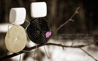 Candy Love by M-Willander