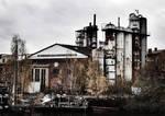 Industrial romance III by M-Willander