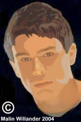 Josh Hartnett by M-Willander
