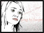 I'm trying to forget by M-Willander