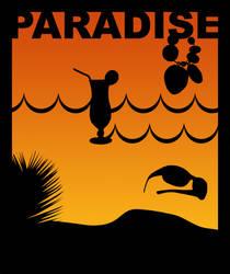 Paradise by M-Willander