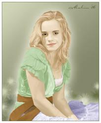 Emma Watson by M-Willander