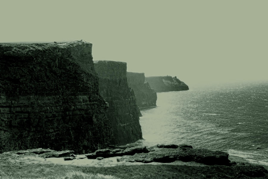 The Cliffs of Moher by CelinArts