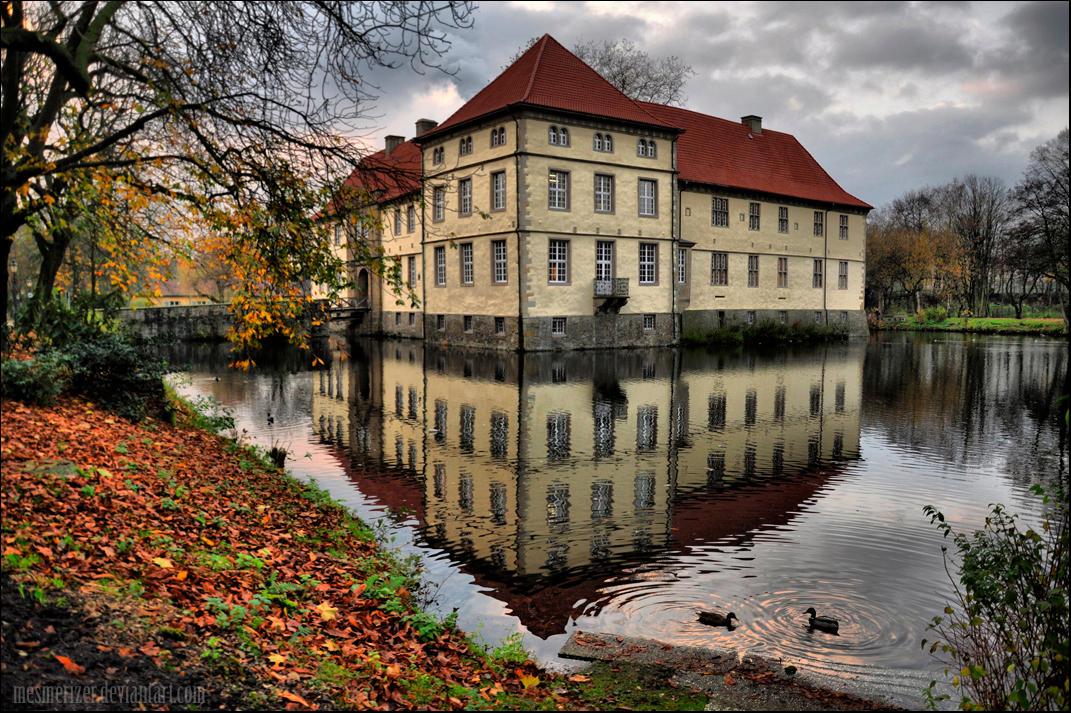 Wasserschloss Strunkede
