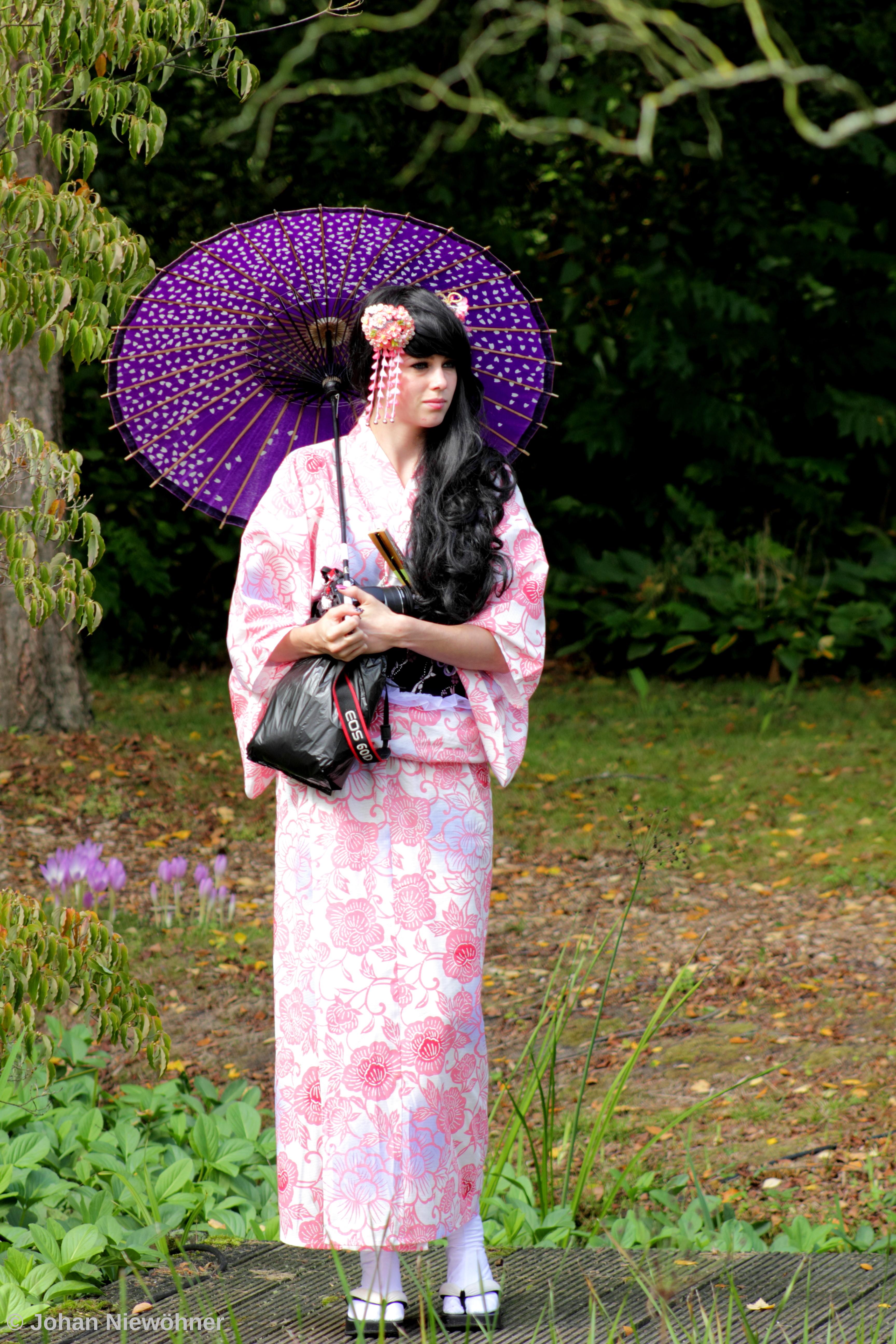 Geisha 2 by jochniew
