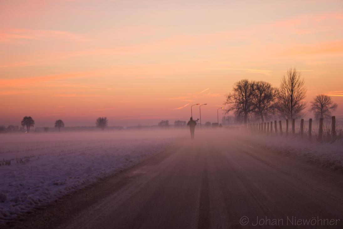 Mistyc jogger by jochniew