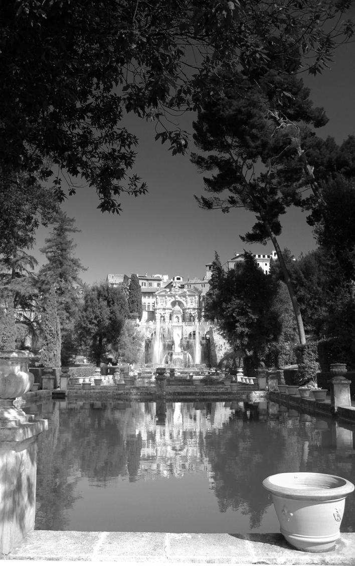 Villa d'Este by jochniew
