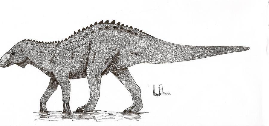 Secernosaurus by dinosaurusbrazil