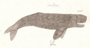 Leviathan by dinosaurusbrazil