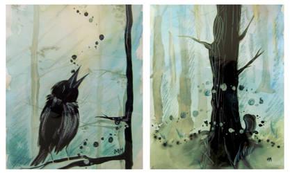 blackbird by bad-nut