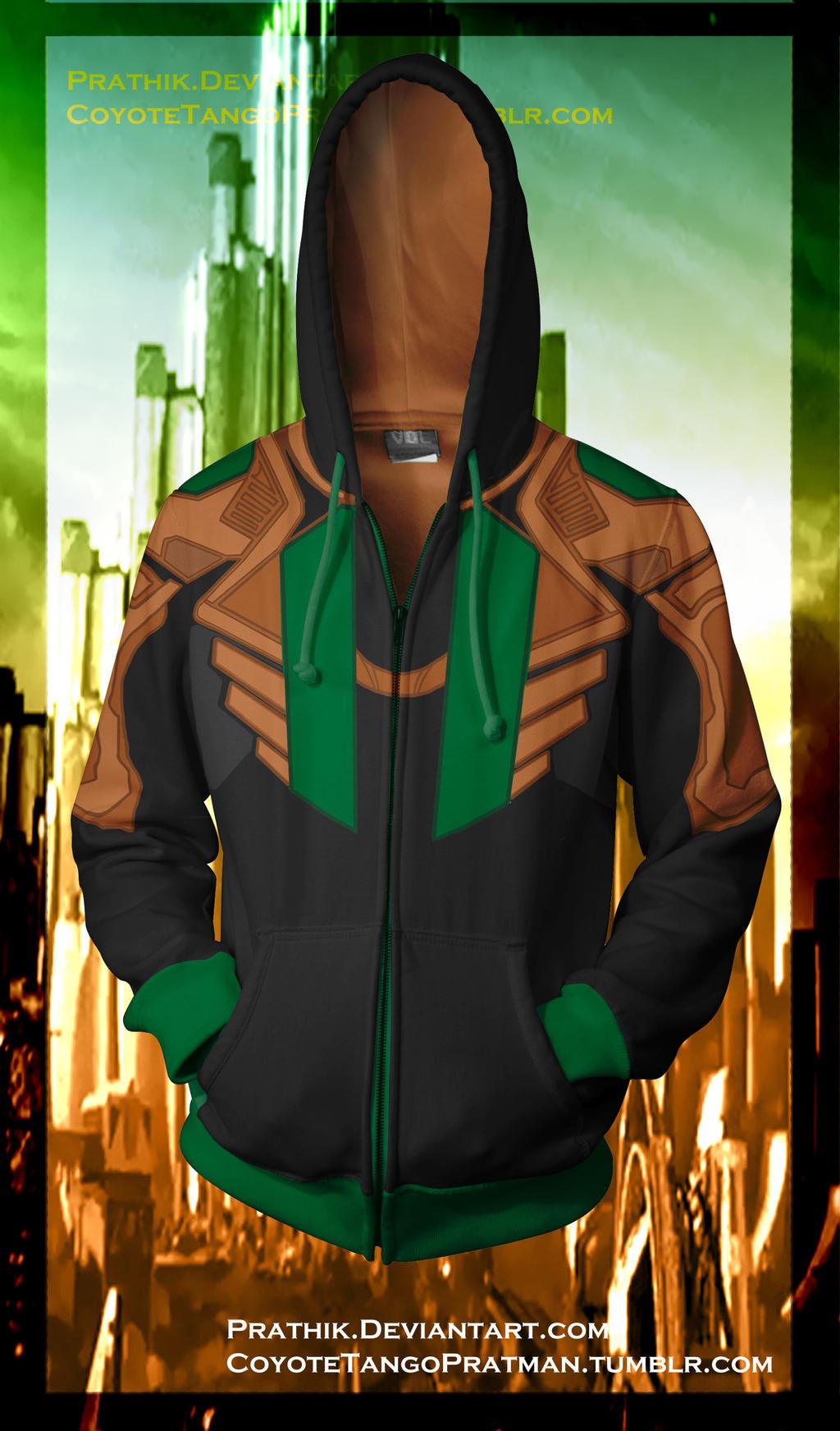 Loki hoodies