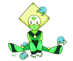 Peridot by kawaii-little-neko