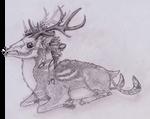 Deer God [commission]