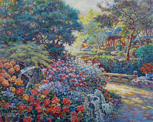 Flower Garden by tonywu