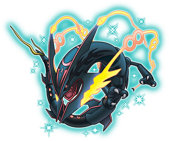 Got ORAS and want a Shiny Rayquaza? C'here by ...