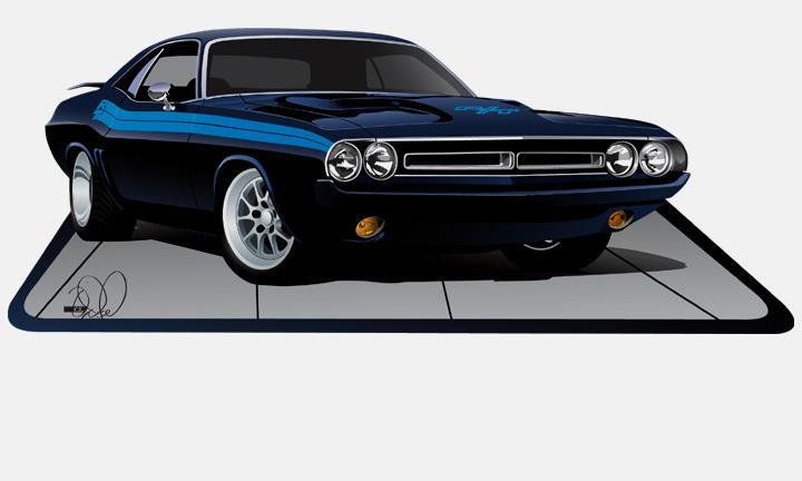 1971 Challenger RT