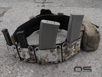 Digital Camo Kydex Project by cityofthesouth