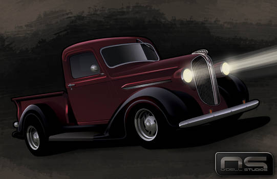 '38 Plymouth Pickup