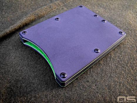 Micarta Card Wallet