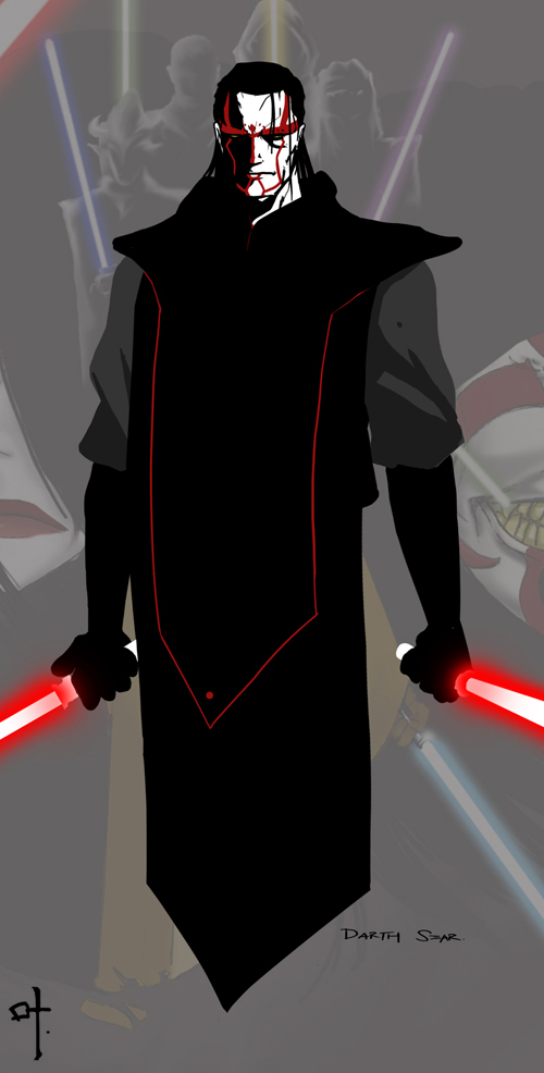 Darth Sear by 13wishes