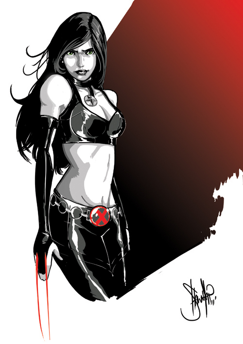 X-23 by 13wishes