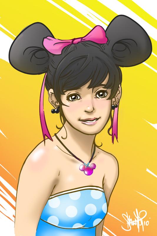 Minnie by 13wishes
