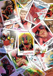 The List #8 - It's Me! (Deadpool) by 13wishes