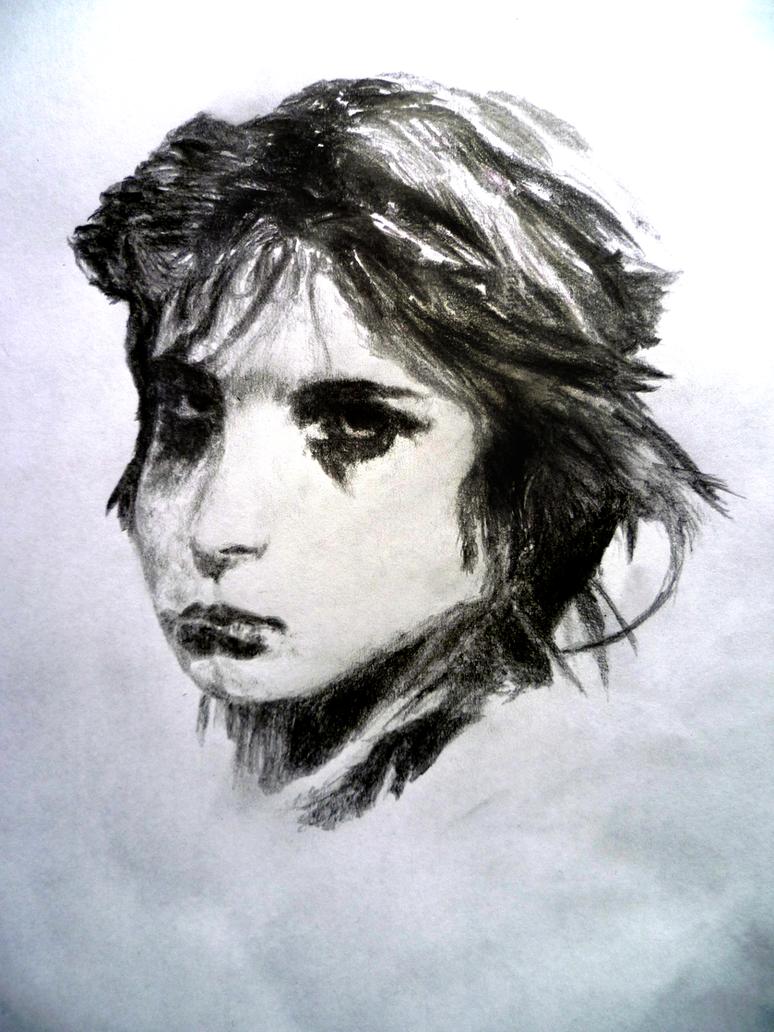 Babsi Babette D Portrait By Punkandartstjimmy On