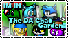Im in the DA chao garden Stamp by Morgan-the-Rabbit