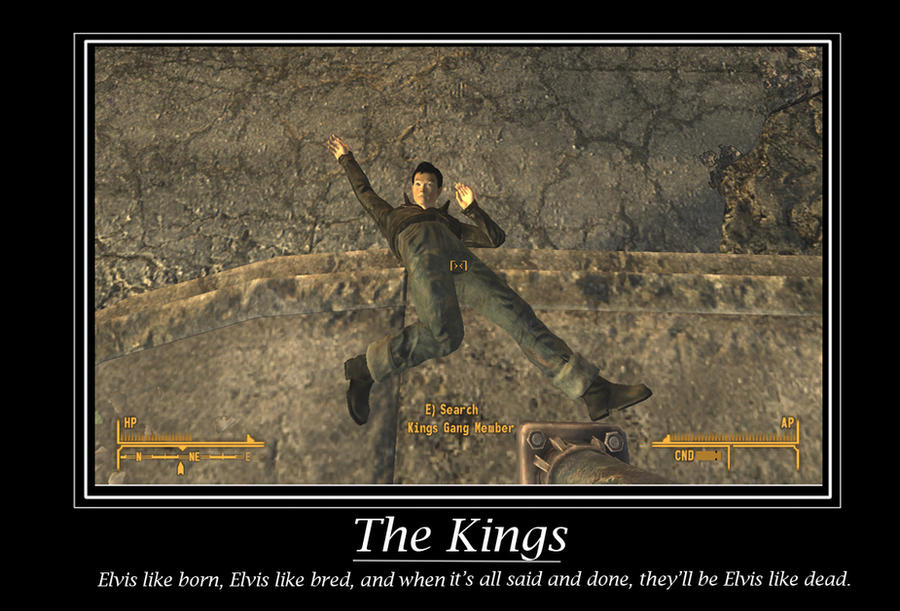 Fallout new vegas the kings by morgan the rabbit on deviantart fallout new vegas the kings by morgan the rabbit voltagebd Choice Image