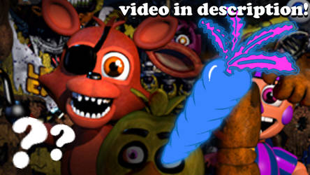 VIDEO!! - FOXY TOO CUTE?! What is Scott up to? by Morgan-the-Rabbit