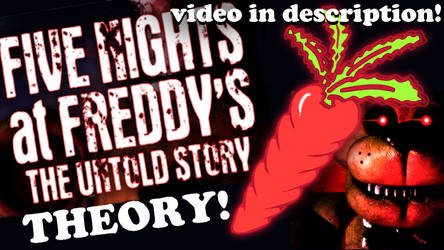VIDEO! FNaF NOVEL?? IS SCOTT TROLLIN'?? My Theory by Morgan-the-Rabbit