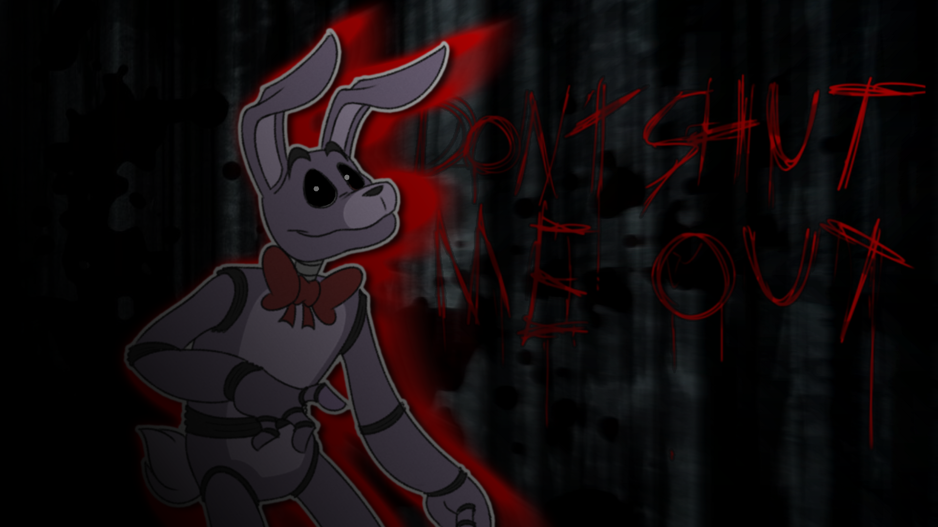 nightmare bonnie jumpscare