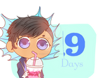 9 days!!