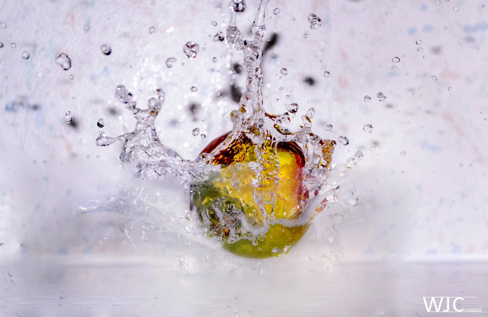 Fallen Apple by WilljCreations