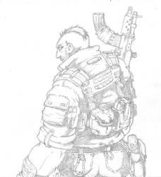 Team commander by tretham