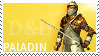 DnD class stamp - Paladin by Grinmir-stock