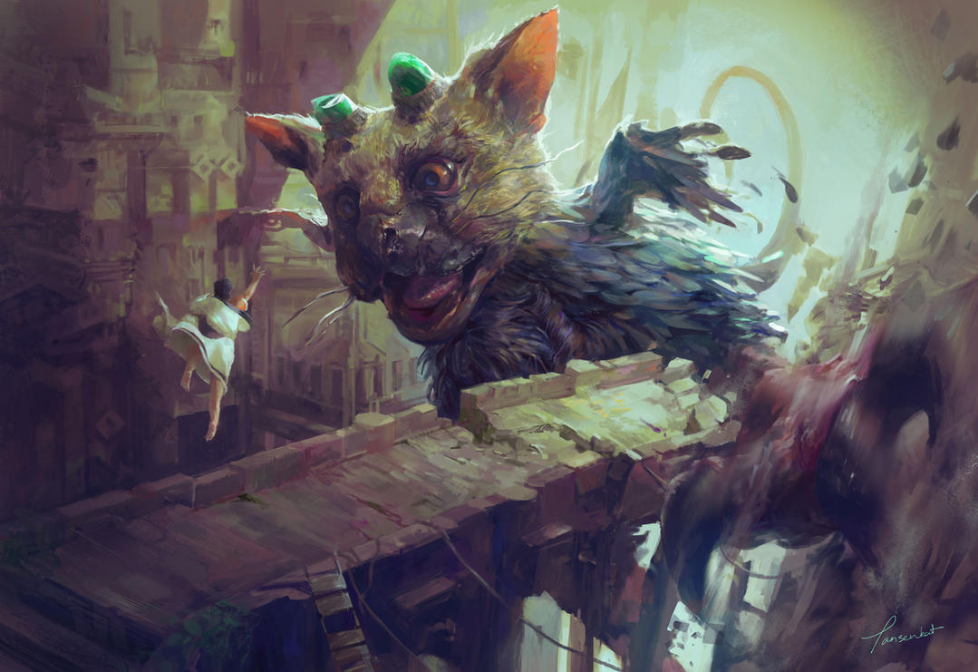 Last Guardian by Tanzenkat