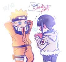 HBD Naruto ! by Nissouna