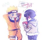 HBD Naruto !