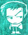 Zoro-san CHIBI by AnimeGirlMika