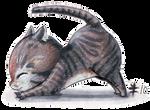 Chibi Kitty I -Fand 10-