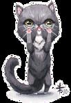 Chibi Kitty II -Fand 10-