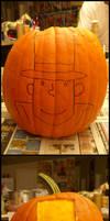 Professor Layton Pumpkin